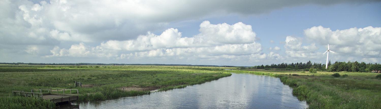 Landskab å